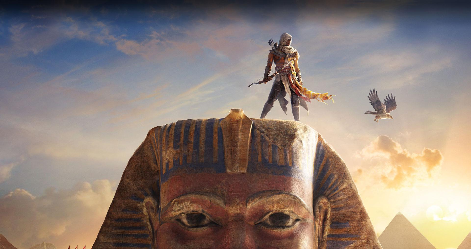 Assassin's Creed Origins in Assassin's Creed Games, Ranked From Worst to Best - 1
