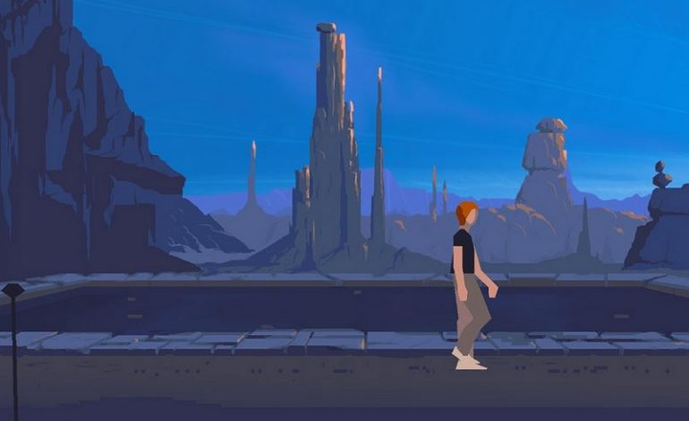 Another World in Great Games By Defunct Studios - 1