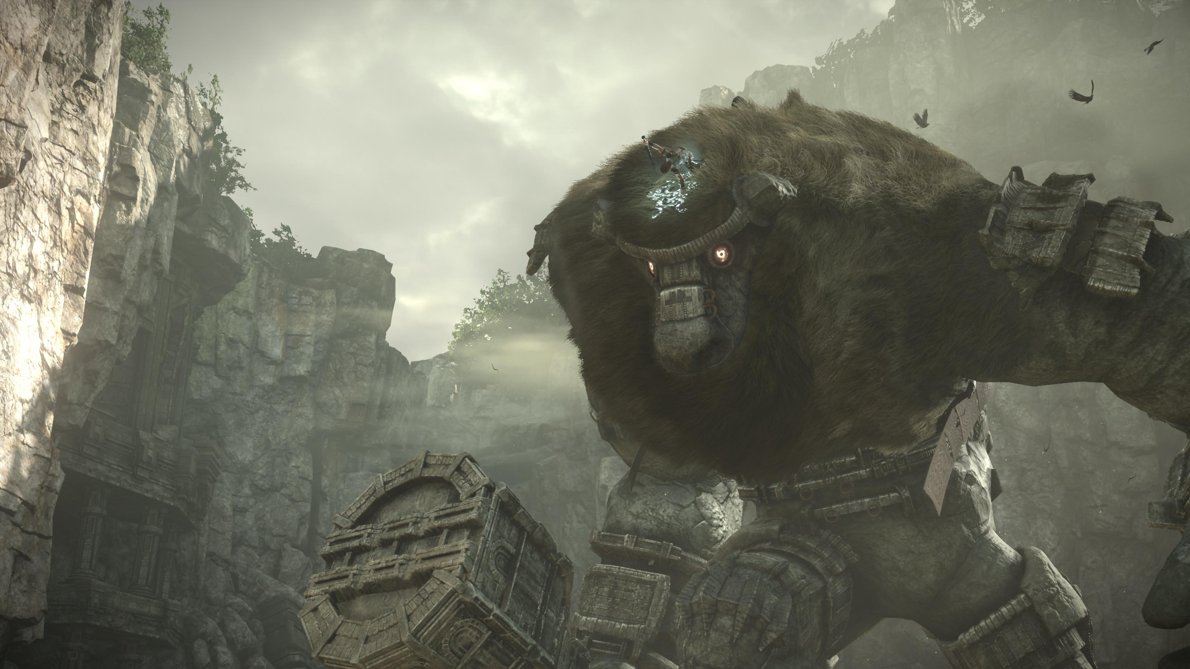 Shadow of the Colossus  (2018) in All Action-Adventure GOTYs of 2018 - 1