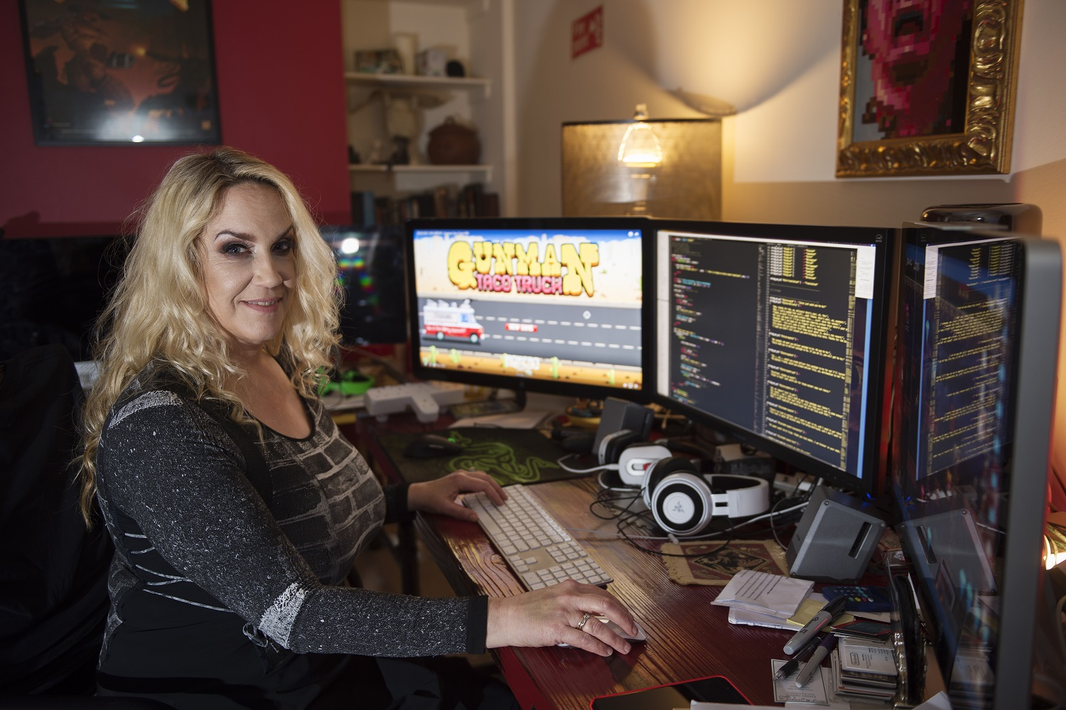 Playboy: The Mansion in Women in Gamedev and Their Games - 1