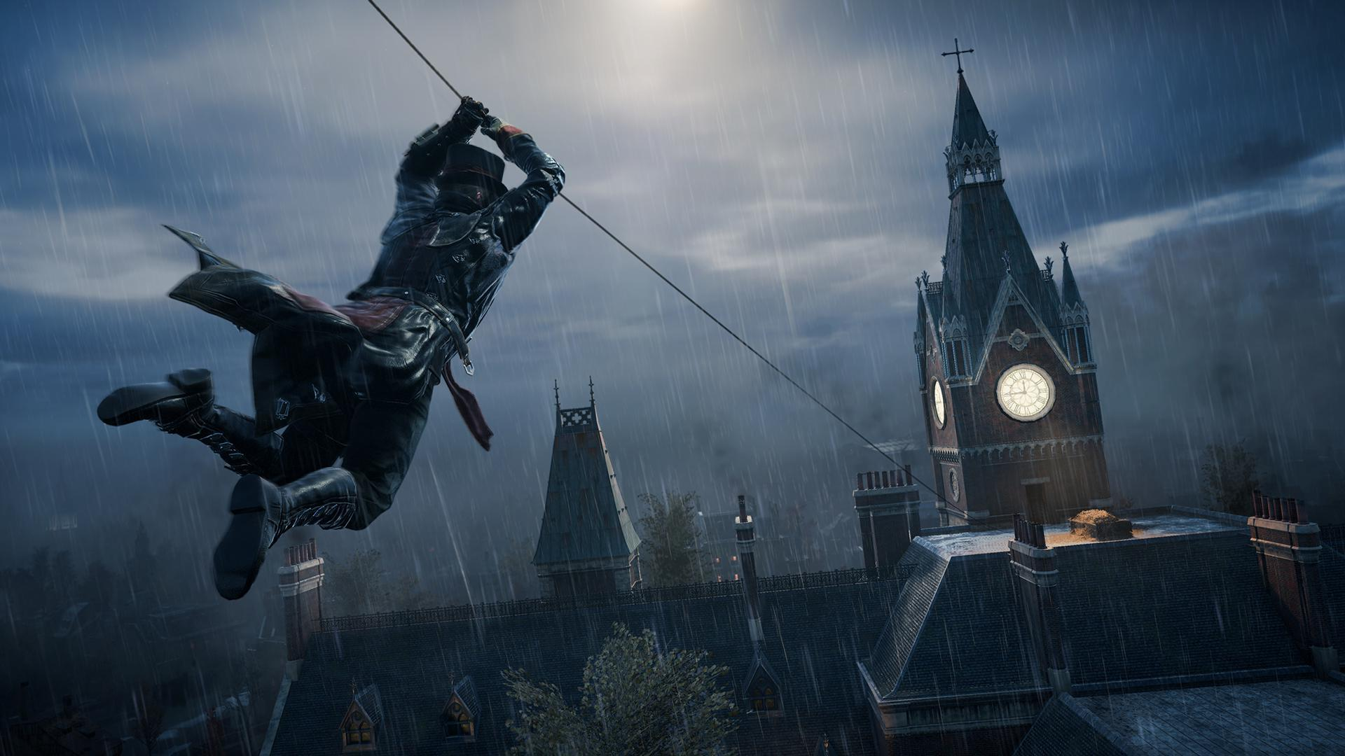 Assassin's Creed Syndicate in Assassin's Creed Games, Ranked From Worst to Best - 1