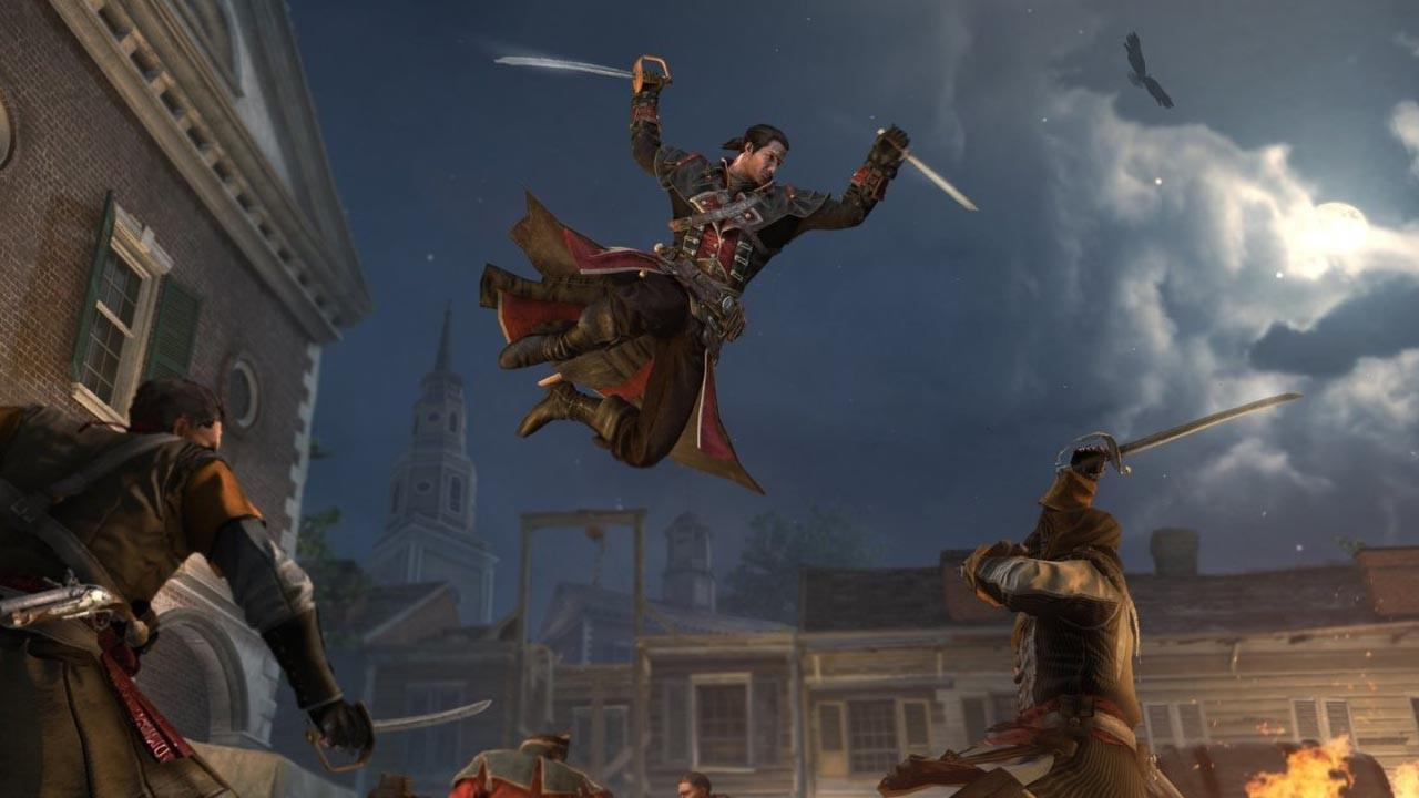 Assassin's Creed Rogue in Assassin's Creed Games, Ranked From Worst to Best - 1