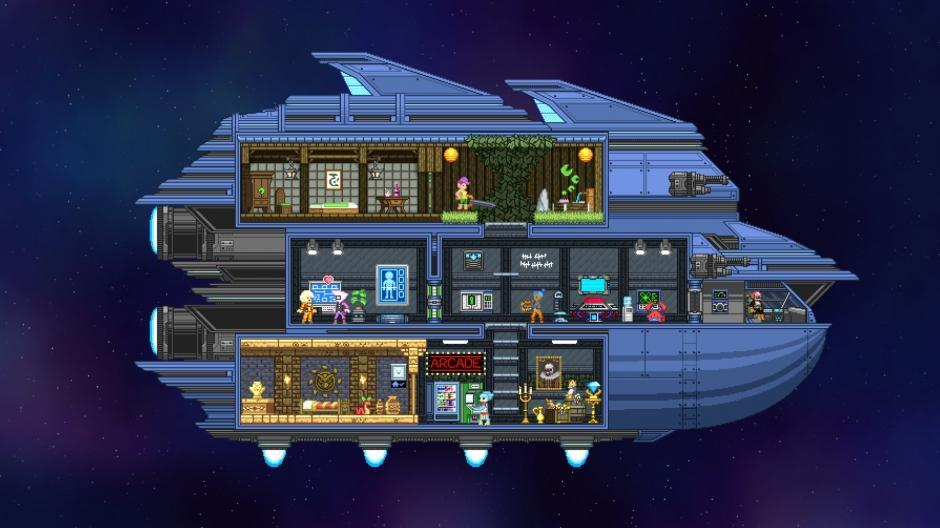 Starbound in The Best Games for Low-End PC - 1