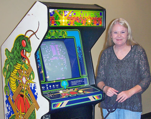 Centipede (1983) in Women in Gamedev and Their Games - 1