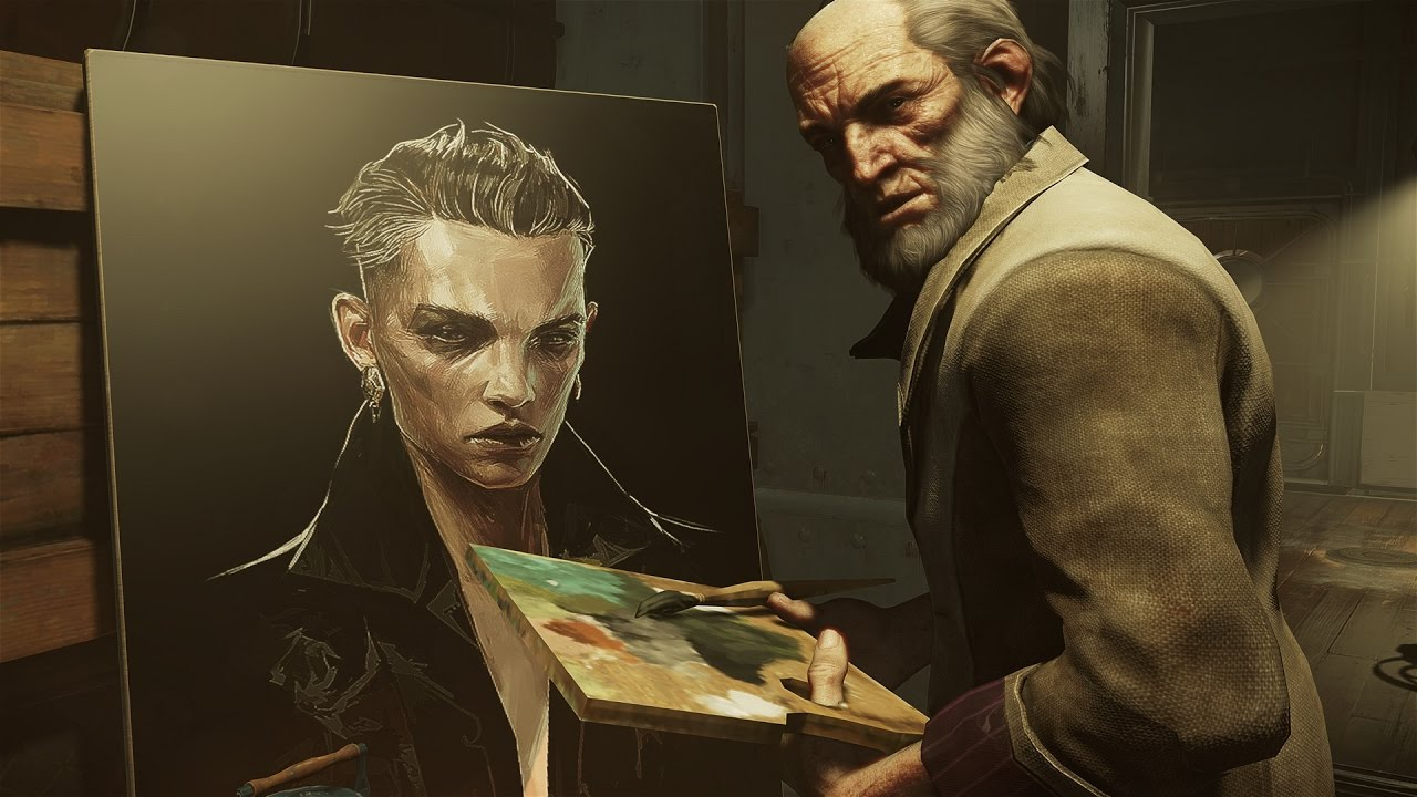 Dishonored 2 in Creative Characters and Their Jobs - 1
