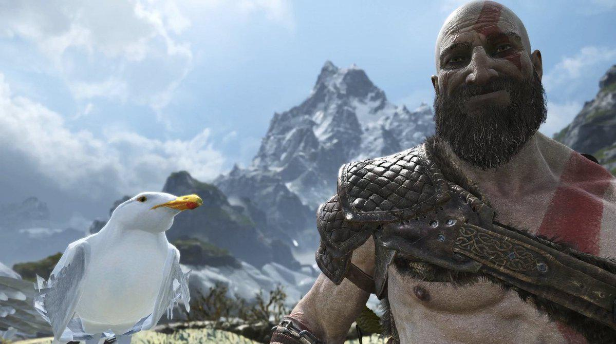 God of War in All Action-Adventure GOTYs of 2018 - 1