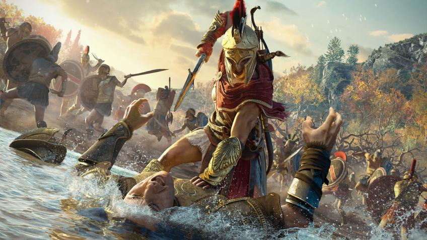 Assassin's Creed Odyssey in Assassin's Creed Games, Ranked From Worst to Best - 1